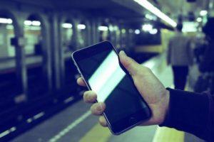 iPhone/Andoridスマホで通勤・通学の時間を活用 電車通勤の時間は「稼ぐ時間」になる!